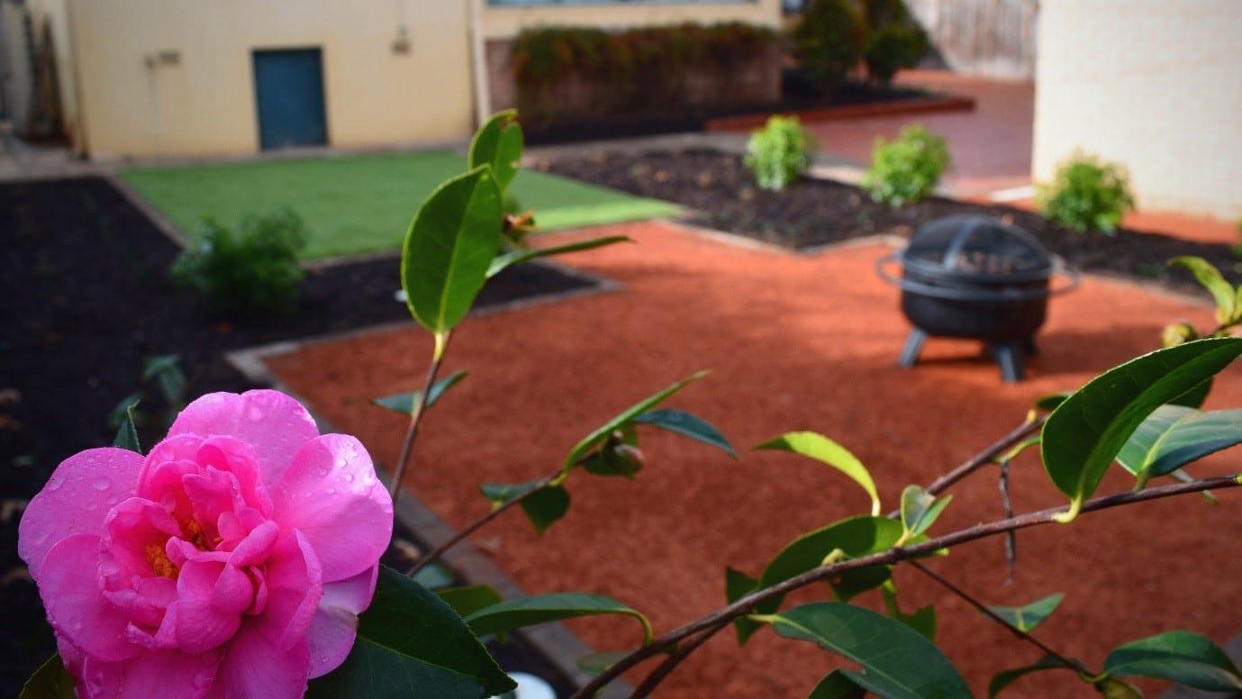 front yard garden design
